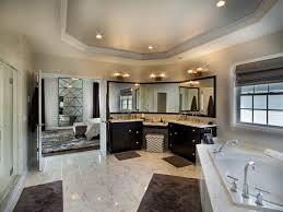 bathroom gallery modern design master bath ideas bathroom hollywood master bath ideas with black wooden vanity colors granite countertops large mirror