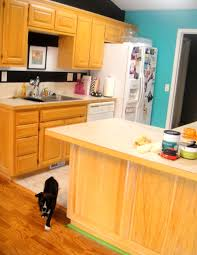Kitchen Cabinet Surfaces How To Chalk Paint Decorate My Life
