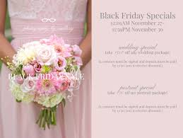 wedding package deals black friday cyber monday deals wedding photographer www