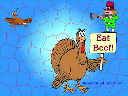 free silly thanksgiving clip happy thanksgiving