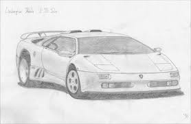 lamborghini car drawing image lamborghini diablo se30 jota drawing jpg swm all i