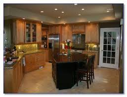 Different Types Of Kitchen Countertops by Awesome Two Different Countertops In Kitchen Photos Home Design