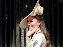 chapeau pour mariage photos kate middleton a sorti le chapeau pour le mariage de zara
