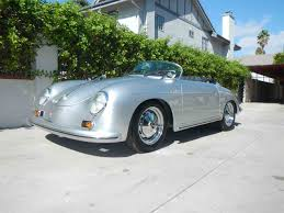 porsche speedster for sale 1956 porsche speedster for sale classiccars com cc 1033536