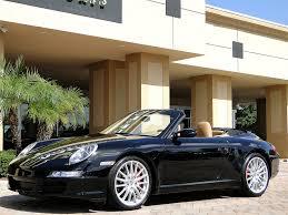 1990 porsche 911 convertible 2007 porsche 911 carrera s cabriolet