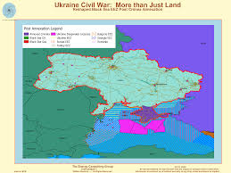 Map Of Ukraine And Crimea The Crisis In The Ukraine