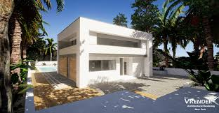 artstation unreal engine 4 rt architectural visualization maxim s
