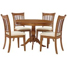mid tone round table 4 chairs bayberry mid tone round table 4 chairs