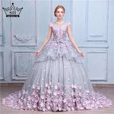 bridal dresses online luxury gown flower wedding dress online luxury prom dress