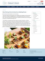 wedding planner association national association for catering events menu planning idoplan