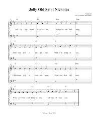 good king wenceslas sheet music and christmas song for children