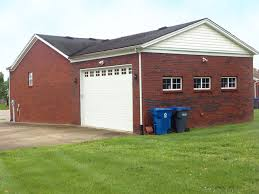 Detached 2 Car Garage A To Z Garage Builders Louisville Ky