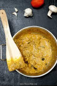 easy mushroom gravy recipe by mushroom masala recipe one pot mushroom curry nut u0026 gluten free
