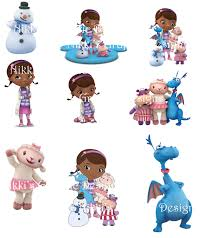 digital download disveries doc mcstuffins clipart 18112 free