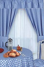 Checkered Kitchen Curtains Beautiful Country Plaid Kitchen Curtains Decor With Country Plaid