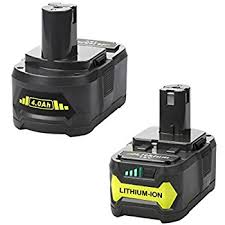home depot black friday cordless drill sales ryobi p122 4ah one high capacity lithium ion batteries for ryobi