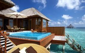 chambre sur pilotis maldives 8 hôtels de rêve sur pilotis l officiel des vacances