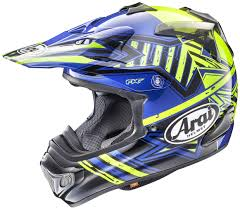 ufo motocross gear 2017 arai mx v star helmet yellow arai motocross and enduro helmets