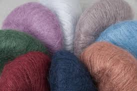 knitting pattern for angora scarf tips yarns and patterns for knitting with mohair