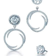 diamond earring jackets spark diamond earring jackets schwanke kasten jewelers