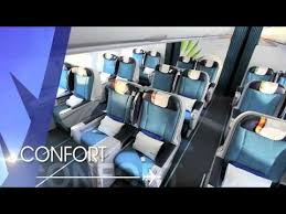 siege business air la classe madras classe affaires d air caraïbes cabine