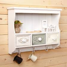 vintage kitchen wall cabinet white european retro rustic wood carved wall mount cabinets kitchen wall cabinets with drawers shelves hook