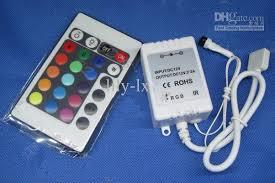 rgb led light controller rgb led strip lights 24 keys remote controller color flexible light