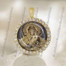 catholic pendants our of manaoag catholic medal pendant
