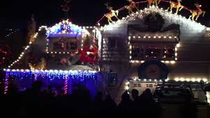 santa rosa christmas lights christmas light show amazing walnut ct santa rosa ca youtube