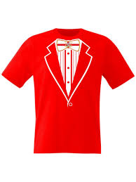 tuxedo t shirt england flag football rugby cricket stag hen fancy