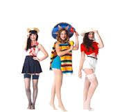Mexican Halloween Costumes Americanapparel Halloween Costumes Sailor Scouts Dress