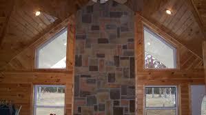 450 square feet log cabins