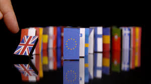 Flags Of European Countries The Eu Dominos Fall Flags Of European Countries Like A Domino