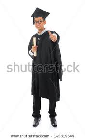 white graduation gowns graduation gown stock images royalty free images vectors