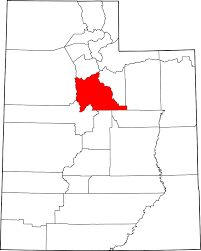 Map Of Utah by File Map Of Utah Highlighting Utah County Svg Wikimedia Commons