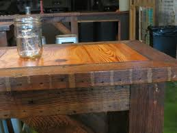 Pine Dining Room Tables Custom Tables Made W Salvaged Antique Pine Contemporary