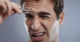 a men u0027s eyebrow grooming guide in 6 easy steps huffpost