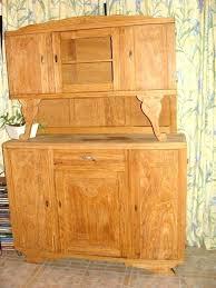meuble de cuisine brut à peindre meuble de cuisine brut a peindre buffet de cuisine en bois buffet