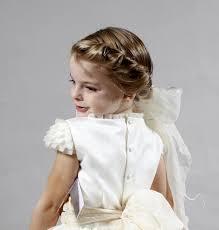 Hochsteckfrisuren Banane Hochzeit by 30 Kinderfrisuren Für Mädchen Zur Hochzeit Und Kommunion