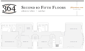 floor plan available for 364 union street conversion brownstoner