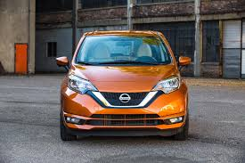 nissan mexico refreshed 2017 nissan versa note revealed debuts in l a motor