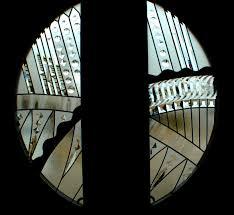 lead glass door inserts art glass in calgary twist designs
