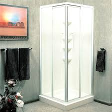 One Piece Bathtub Wall Surround One Piece Shower Walls Surrounds Showers The Home Depot Pleasing