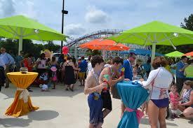 Six Flags Georgia Water Park Hurricane Harbor Opens At Six Flags Over Georgia