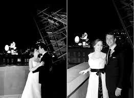 Wedding Venues In Roanoke Va Kristin U0026 Dave U0027s Modern Blue U0026 Green Art Gallery Wedding In