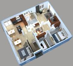 Floor Plan Services Real Estate by Services Genius Viet Architects