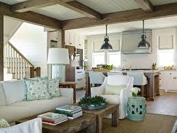 Best Beach House Style Images On Pinterest Living Room Ideas - Beach house interior designs pictures