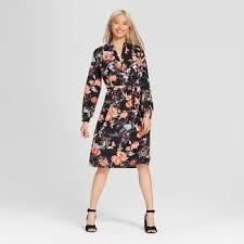 sleeve dresses target