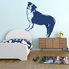 dog wall stickers iconwallstickers co uk