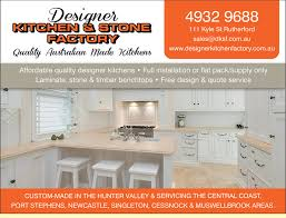 designer kitchen u0026 stone factory in rutherford nsw 2320 local